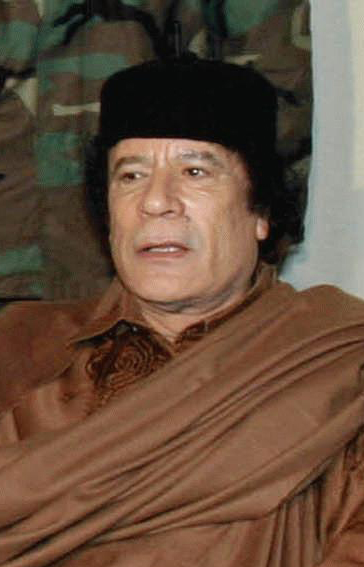 gaddafi bodyguards Rdont miss